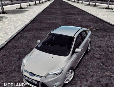 Ford Focus Mk3 Sedan Car [1.4.1], 1 photo
